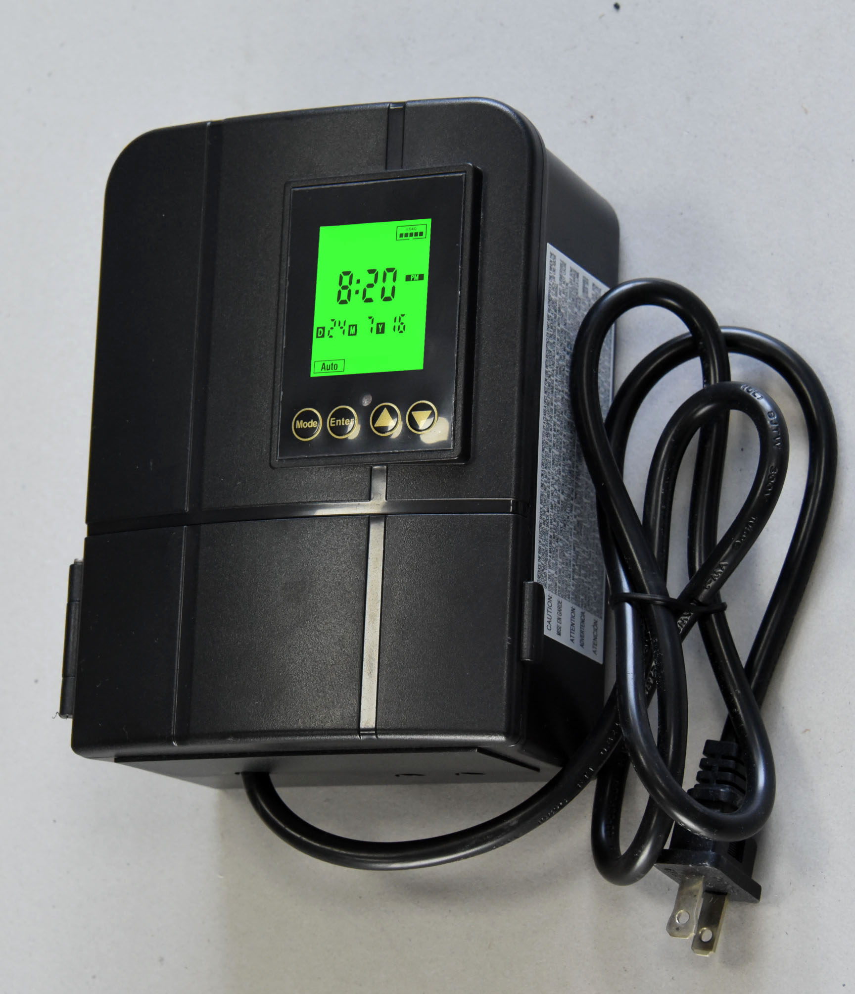 FFL Transformer E000-1699 Dusk-to-Dawn Weatherproof Transformer for Outdoor Landscape Lighting